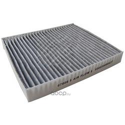 Фильтр, воздух во внутренном пространстве (Mapco) 67606