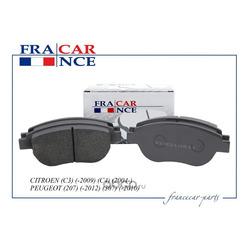 Колодка дискового тормоза (Francecar) FCR210511