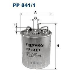 Фильтр топливный Filtron (Filtron) PP8411