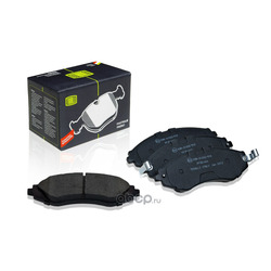 Колодки тормозные дисковые (Trialli) PF051401