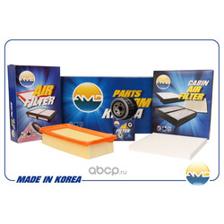 Комплект фильтров Rio JB 3 шт масл, возд, салон (AMD) AMDSETF35
