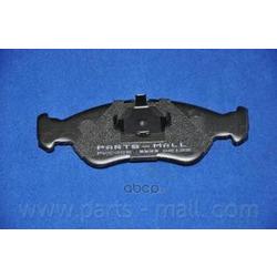 Комплект тормозных колодок (Parts-Mall) PKC010