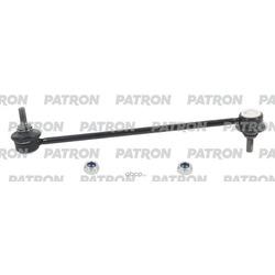 Тяга стабилизатора RENAULT: DUSTER 11- (с.п. детали Турция) (PATRON) PS4317