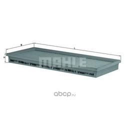 Воздушный фильтр (Mahle/Knecht) LX1518