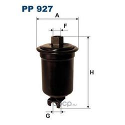 Фильтр топливный Filtron (Filtron) PP927