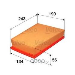 Воздушный фильтр (Valeo) 585029