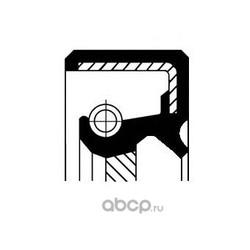 Уплотняющее кольцо, коленчатый вал (Corteco) 19016512B