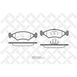 Комплект тормозных колодок (Stellox) 130000SX