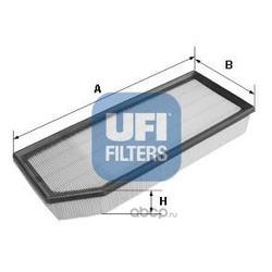 Воздушный фильтр (UFI) 3014800