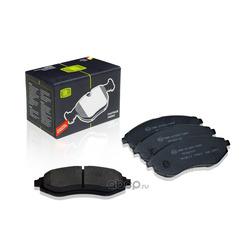 Колодки тормозные дисковые (Trialli) PF062101