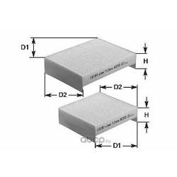 Фильтр, воздух во внутреннем пространстве (Clean filters) NC2302