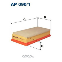 Фильтр воздушный Filtron (Filtron) AP0901