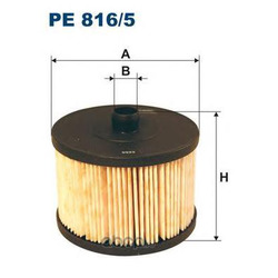 Фильтр топливный Filtron (Filtron) PE8165