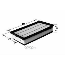 Фильтр воздушный Filtron (Clean filters) MA1380