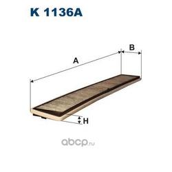 Фильтр салона Bosch 1 987 432 036 (Filtron) K1136A