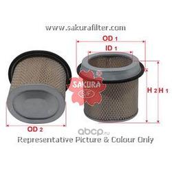 Фильтр воздушный (Sakura) A1016