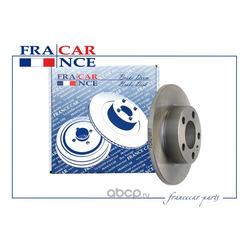 Дисктормознойзадний232x9 (Francecar) FCR210517