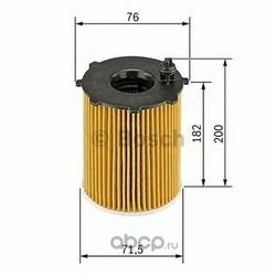 Фильтр масляный двигателя (Bosch) F026407066