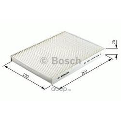 Фильтр, воздух во внутреннем пространстве (Bosch) 1987432194