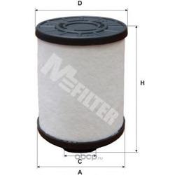 Фильтр топливный (M-Filter) DE3118