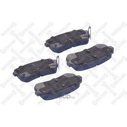 Комплект тормозных колодок (Stellox) 000054BSX