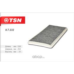 Фильтр салонный (TSN) 97232