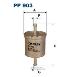 Фильтр топливный Filtron (Filtron) PP903