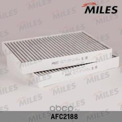 Фильтр салона MB W215/W221 угольный (упак.2шт.) (Miles) AFC2188