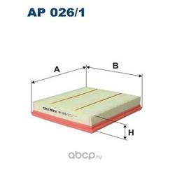 Фильтр воздушный Filtron (Filtron) AP0261