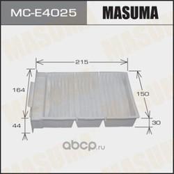 Фильтр салонный (Masuma) MCE4025