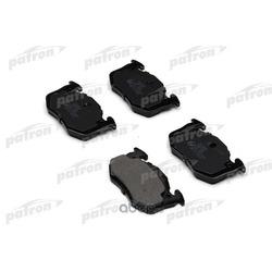 Колодки тормозные дисковые задние (PATRON) PBP558