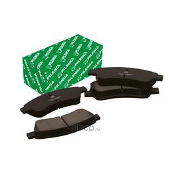Колодки тормозные дисковые передние (PILENGA) FDP5360