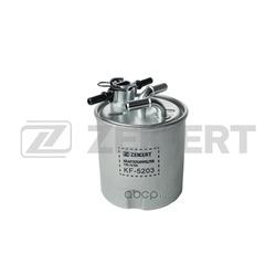Фильтр топливный Nissan Murano (Z51) 10- Qashqai (J10E) 07- X-Trail (T31) 07- (Zekkert) KF5203