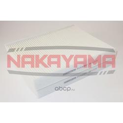 Фильтр салона BMW 5 F10/F11 10- (NAKAYAMA) FC143NY