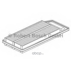 Воздушный фильтр (Bosch) 1457433591