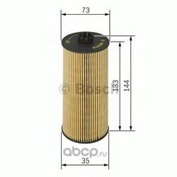 Масляный фильтр (Bosch) F026407007