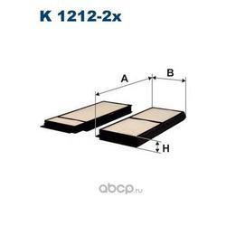 Фильтр салонный Filtron (Filtron) K12122X
