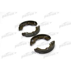 Колодки тормозные барабанные (PATRON) PSP412