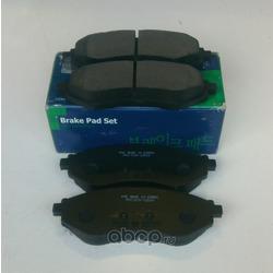 Комплект тормозных колодок (Parts-Mall) PKC015