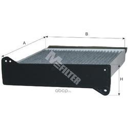 Фильтр салона (M-Filter) K9028C