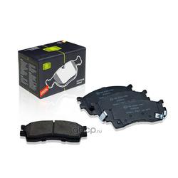 Колодки тормозные дисковые (Trialli) PF073101