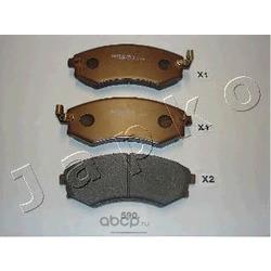Комплект тормозных колодок, дисковый тормоз (JAPKO) 50590