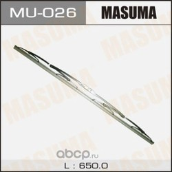 Щетка стеклоочистителя (Masuma) MU026