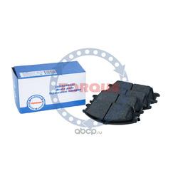 Тормозные колодки (TORQUE) JPT107