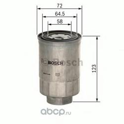 Фильтр топливный Bosch (Bosch) 1457434440