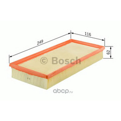 Воздушный фильтр (Bosch) F026400006