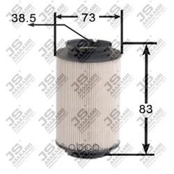 Фильтр топливный элемент (JS Asakashi) FE0013