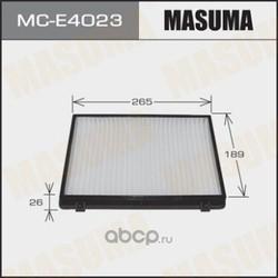 Фильтр салонный (Masuma) MCE4023