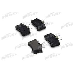 Колодки тормозные дисковые задние (PATRON) PBP1491