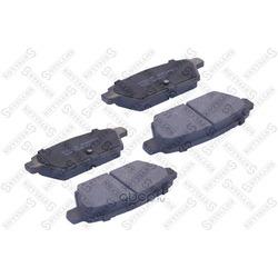 Комплект тормозных колодок (Stellox) 000057BSX